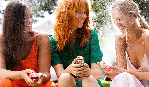 Benetton Perfumes - Bienvenidos a Sisterland