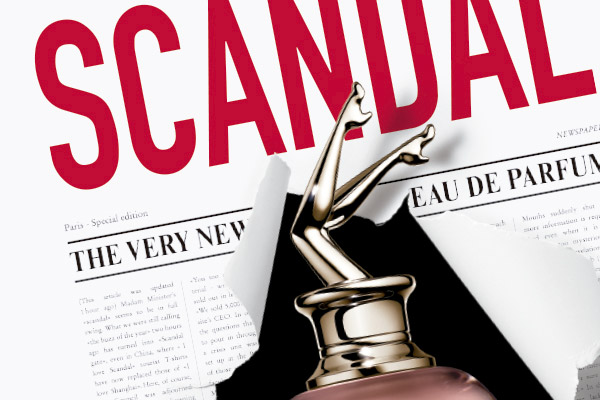 86880822815 CHRISTIAN LOUBOUTIN AND PUIG – PARTNERS FOR WORLDWIDE LUXURY BEAUTY GROWTH.  SCANDAL IT IS A SCANDAL!