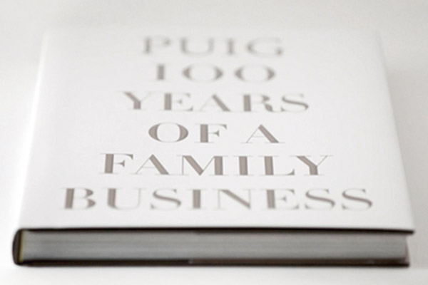 PUIG: 100 YEARS OF A FAMILY BUSINESS <br> THE BOOK