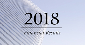 FINANCIAL RESULTS 2018