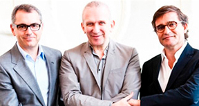 JEAN PAUL GAULTIER FORMS ALLIANCE WITH PUIG