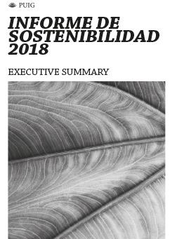 2018 |Informe de Sostenibilidad