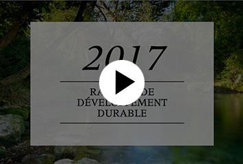 2017   Rapport de Développement Durable